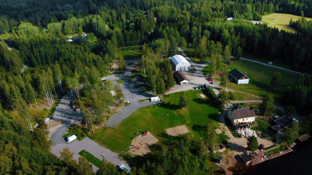 Peltomaki_Camping_alue